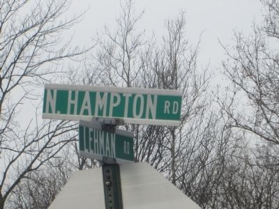 North Hampton Road image. Click for full size.