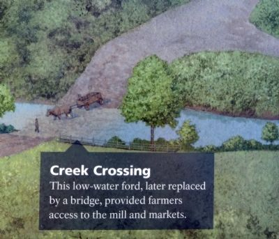 Creek Crossing image. Click for full size.