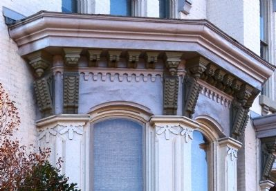 Ornate Cornice image. Click for full size.