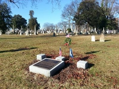 Shockoe Hill Cemetery image. Click for full size.