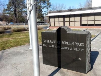 VFW Memorial image. Click for full size.