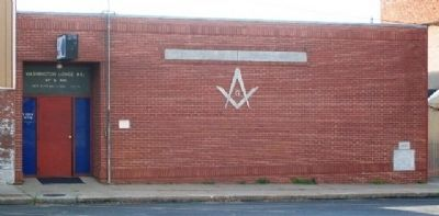 Freemason Veterans Memorial Marker image. Click for full size.