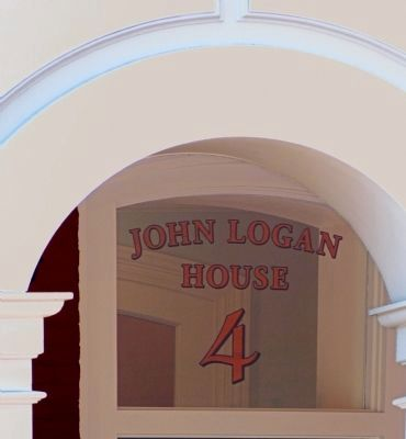 4 Logan Circle<br>John Logan House image. Click for full size.