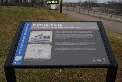 Wintersville Marker image. Click for full size.