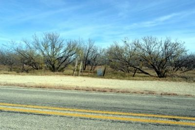 View to East Across FM 2228 image. Click for full size.