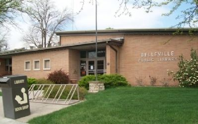 Belleville Public Library image. Click for full size.