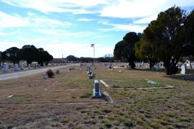 Cross Plains Memorial Park Cemetery image. Click for full size.
