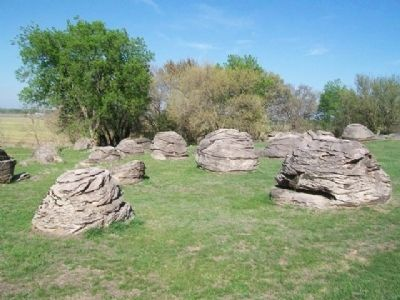 Rock City Concretions image. Click for full size.