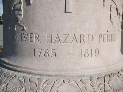 Oliver Hazard Perry Monument image. Click for full size.