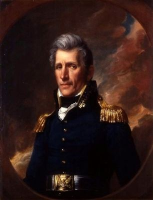 Gen. Andrew Jackson image. Click for full size.