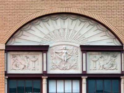 Architectural Detail<br>Lincoln Theatre image. Click for full size.