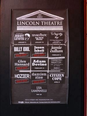 2015 at the Lincoln Theatre image. Click for full size.