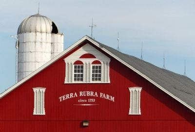 Barn at Terra Rubra Photo, Click for full size