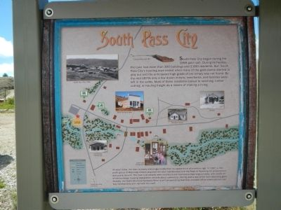 South Pass City map image. Click for full size.