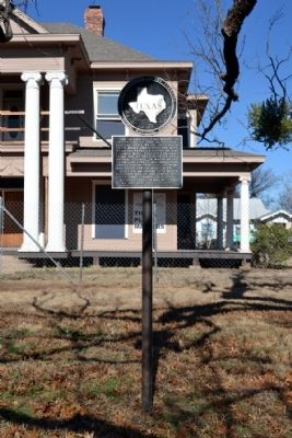 Magee House Marker image. Click for full size.