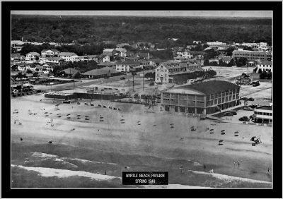 Myrtle Beach Pavilions image. Click for full size.