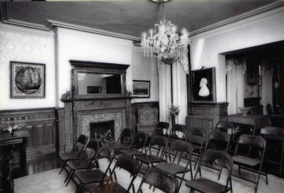 Confederate Memorial Hall<br>Meeting Room image. Click for full size.