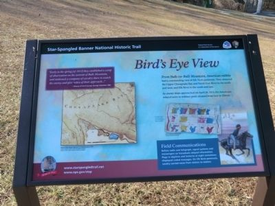 Bird�s Eye View Marker image. Click for full size.