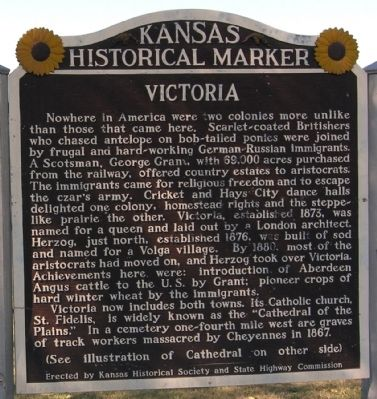 Victoria Marker image. Click for full size.