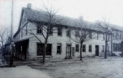 Stone Tavern image. Click for full size.