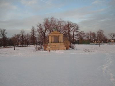 WWI Memorial Riverside Park image. Click for full size.