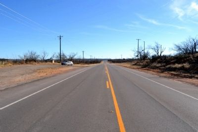 View to South from State Highway 70 image. Click for full size.