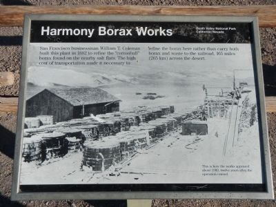 Harmony Borax Works panel image. Click for full size.