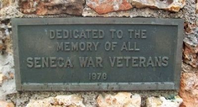 War Memorial Marker Photo, Click for full size