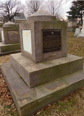 General Peterson Goodwyn's Cenotaph image. Click for full size.