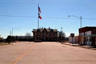 Baird T and P Depot, Visitors Center, and Transportation Museum image. Click for full size.