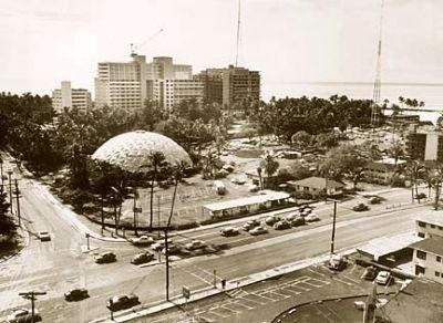 Hilton Dome at Hawaiian Village Hotel image. Click for full size.