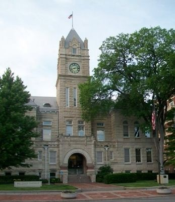 Riley County Courthouse image. Click for full size.
