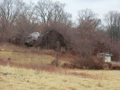 Java Farm barn ruins image. Click for full size.