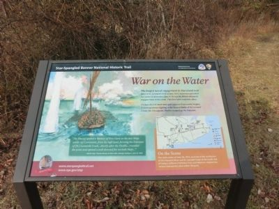 War on the Water Marker image. Click for full size.