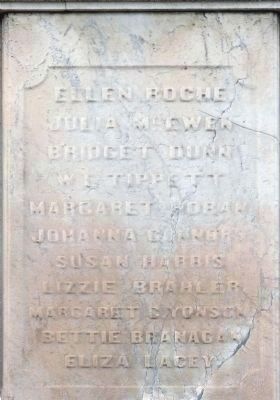 Names on the Monument image. Click for full size.