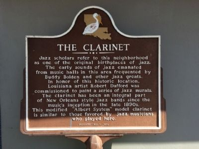 The Clarinet Marker image. Click for full size.