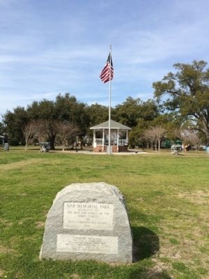 War Memorial Park image. Click for full size.
