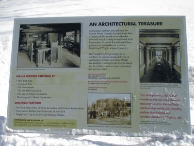 An Architectural Treasure Marker image. Click for full size.