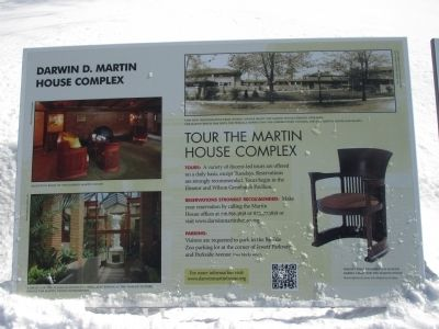 Tour the Martin House Complex image. Click for full size.