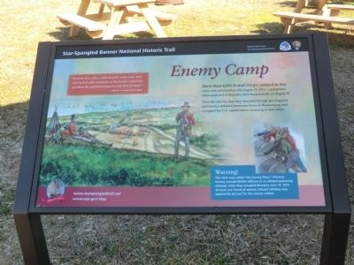 Enemy Camp Marker image. Click for full size.