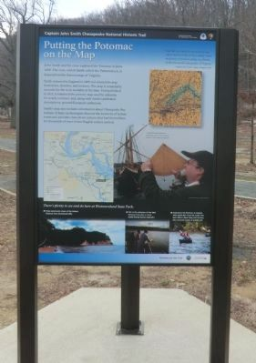 Putting the Potomac on the Map Marker-Panel 1 image. Click for full size.