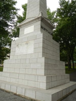 Wolfe and Montcalm Monument Marker image. Click for full size.