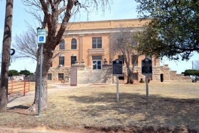 Foard County Courthouse image. Click for full size.