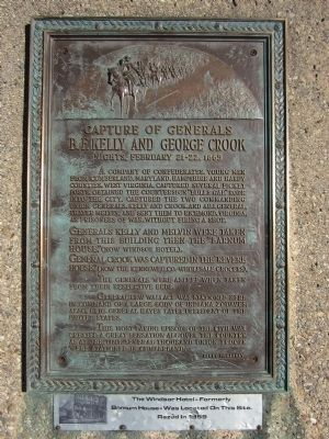 Capture of Generals Marker image. Click for full size.