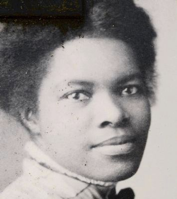 Nannie Helen Burroughs image. Click for full size.