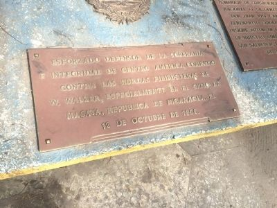 General Juan Jos� Ca�as Marker 3 image. Click for full size.