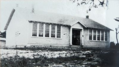 The Seminary School, A Rosenwald School image. Click for full size.
