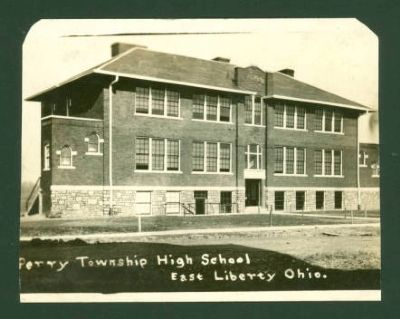 East Liberty School image. Click for full size.
