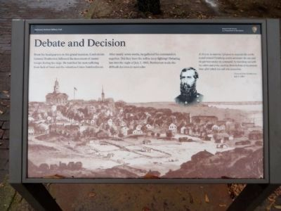Debate and Decision Marker image. Click for full size.
