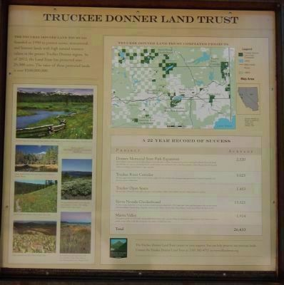 Truckee Donner Land Trust image. Click for full size.